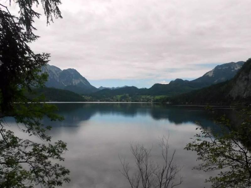 Altausseer See Herbst