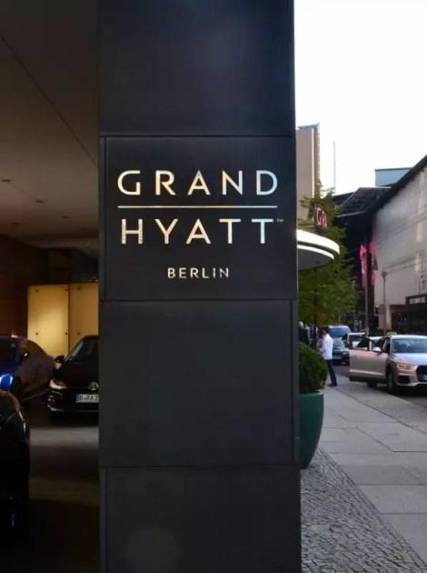 Berlin Grand Hyatt