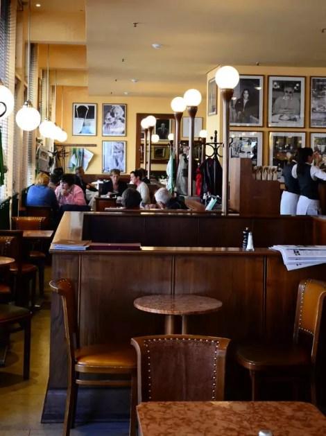 Cafe Einstein Berlin