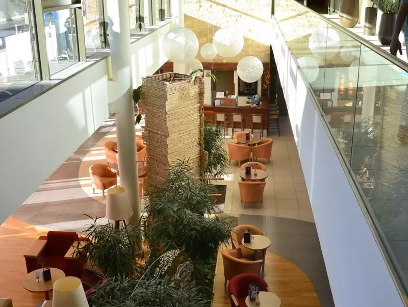 Sonnberghof Lobby