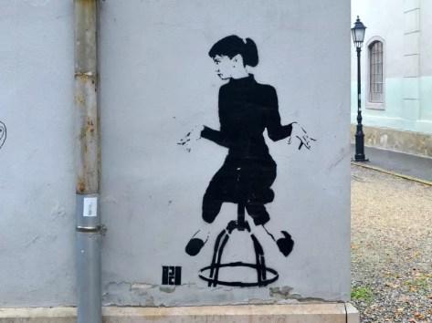 Sopron Graffiti
