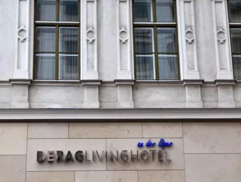 Derag Livinghotel an der Oper Aussenansicht