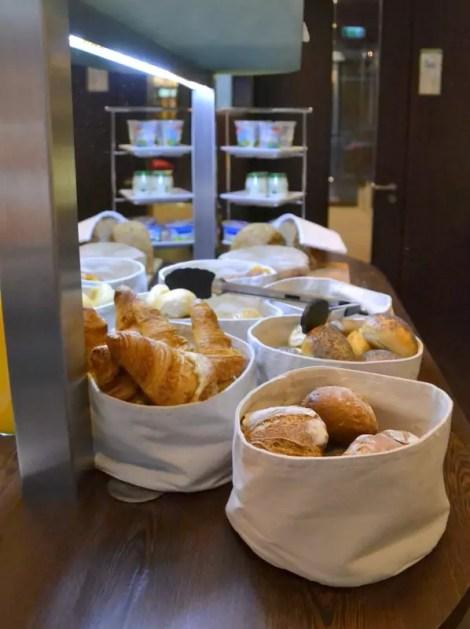 Frühstück Derag Livinghotel Viktualienmarkt