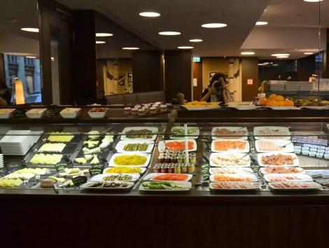 Frühstück im Derag Livinghotel München