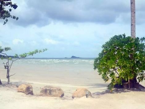 Strand Lagoi