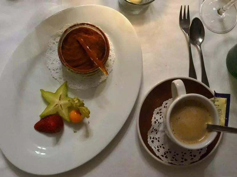 Avocado Matcha Kakao Mousse