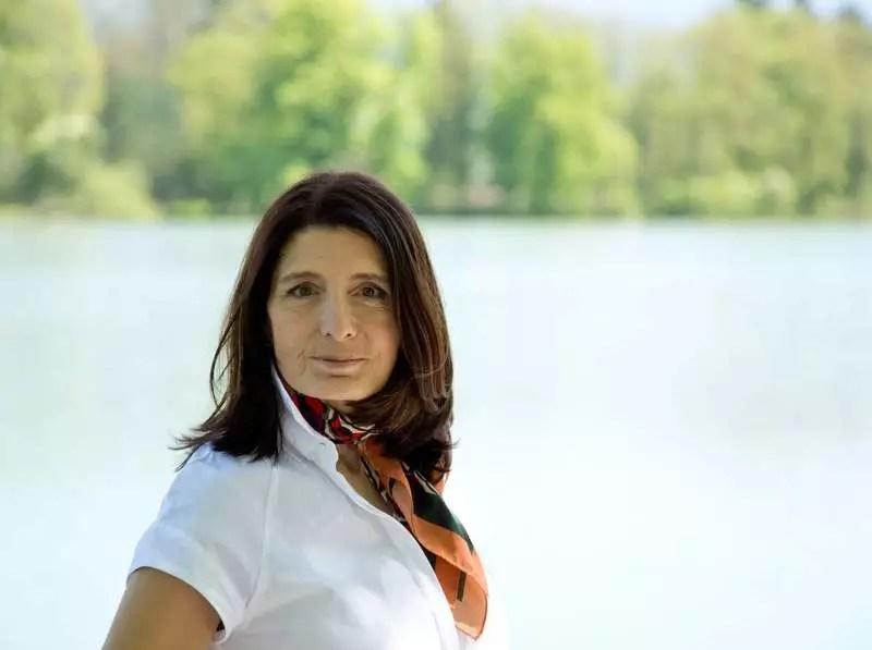 Claudia Braunstein by Renate Eisen-Schatz