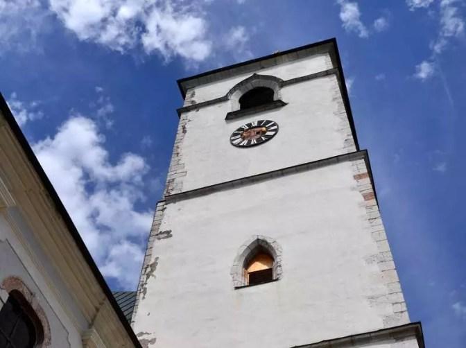 Kirchturm Sankt Wolfgang