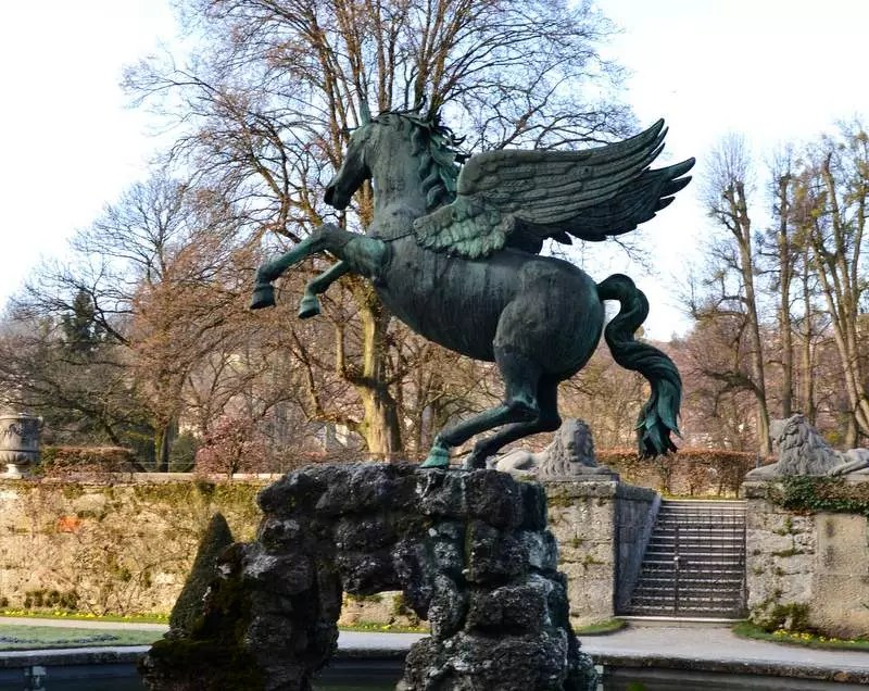 Pegasusbrunnen
