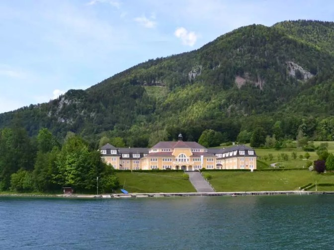 Ried am Wolfgangsee