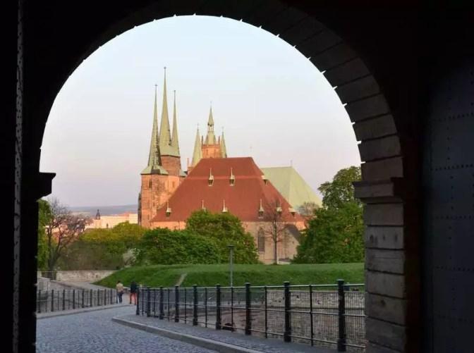 Severikirche Erfurt