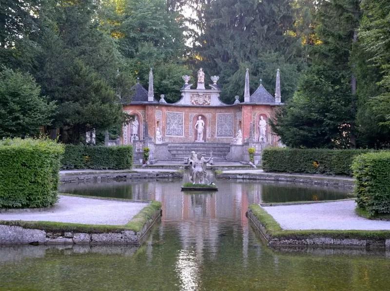 Wasserspiele Hellbrunn2