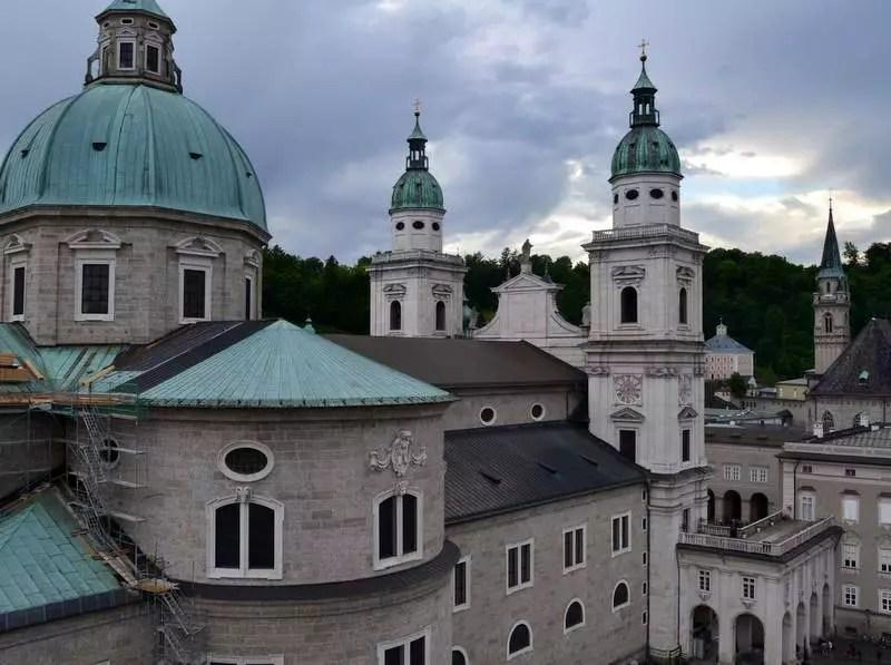 Dom in Salzburg