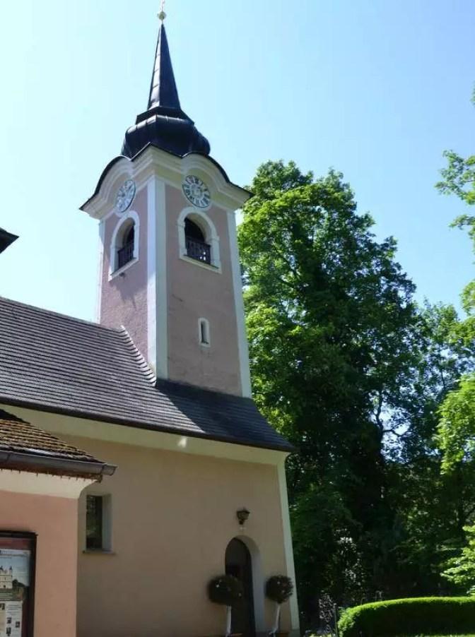 Kirchturm Sankt Jakob am Thurn