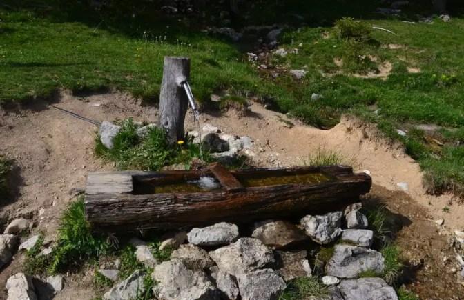 Brunnen Seewaldsee