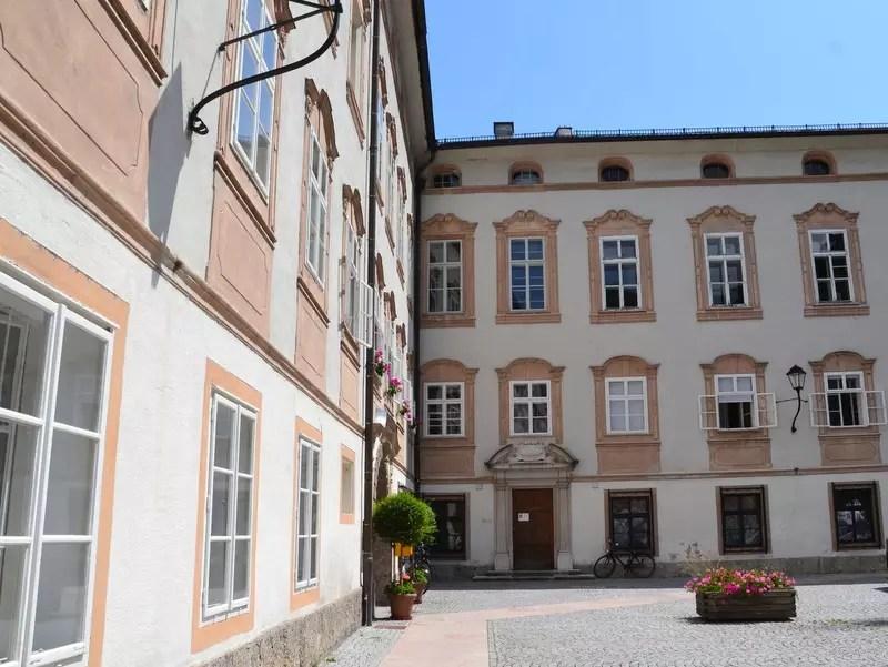 Innenhof St.Peter