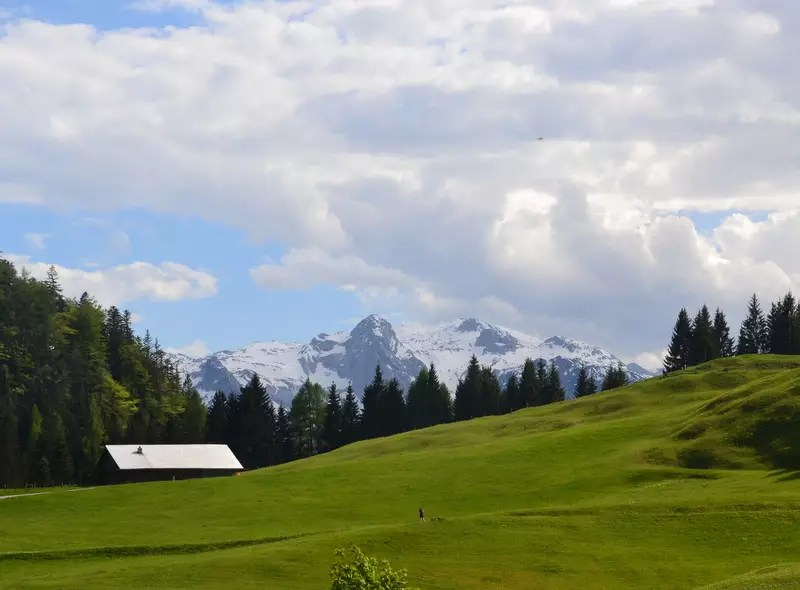 Panorama Seewaldsee