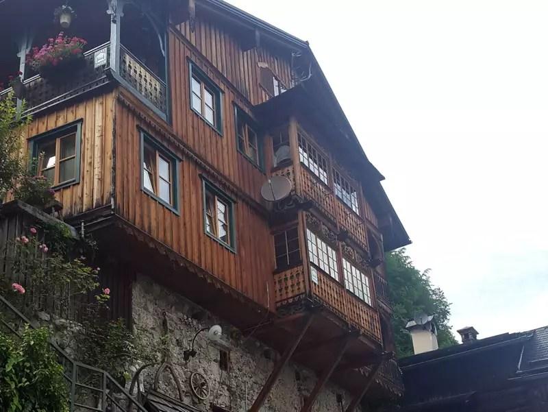 Altes Haus Hallstatt