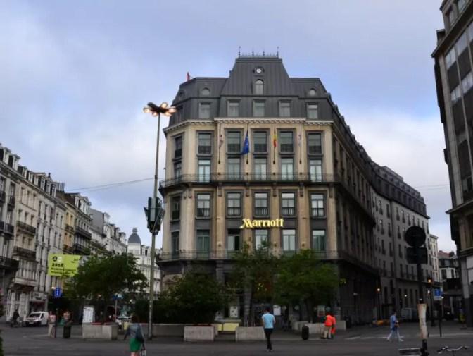 Marriott Brüssel