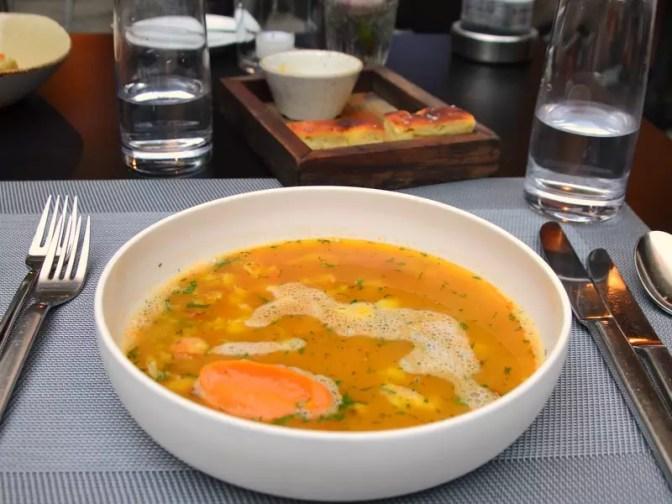 Fischsuppe Shanes