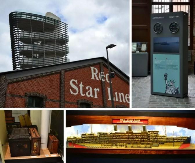 Red Star Line Museum in Antwerpen