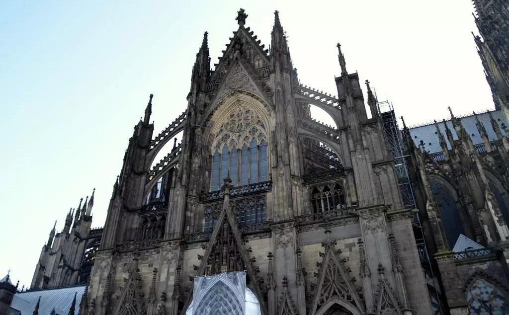 Warum ich in Köln war und dort im Gewahrsam der Polizeiinspektion 1 landete