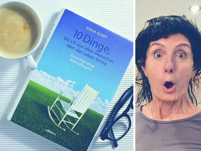 Was hat das Buch einer Altenpflegerin mit meinem Chemobrain zu tun?