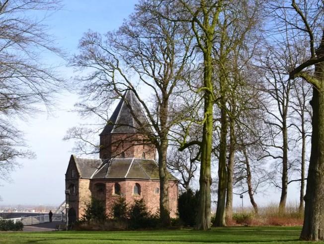 Nijmegen; letzter Tag auf meiner Reise mit der AROSA Brava