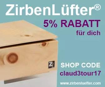 ZirbenLüfter Shop Code