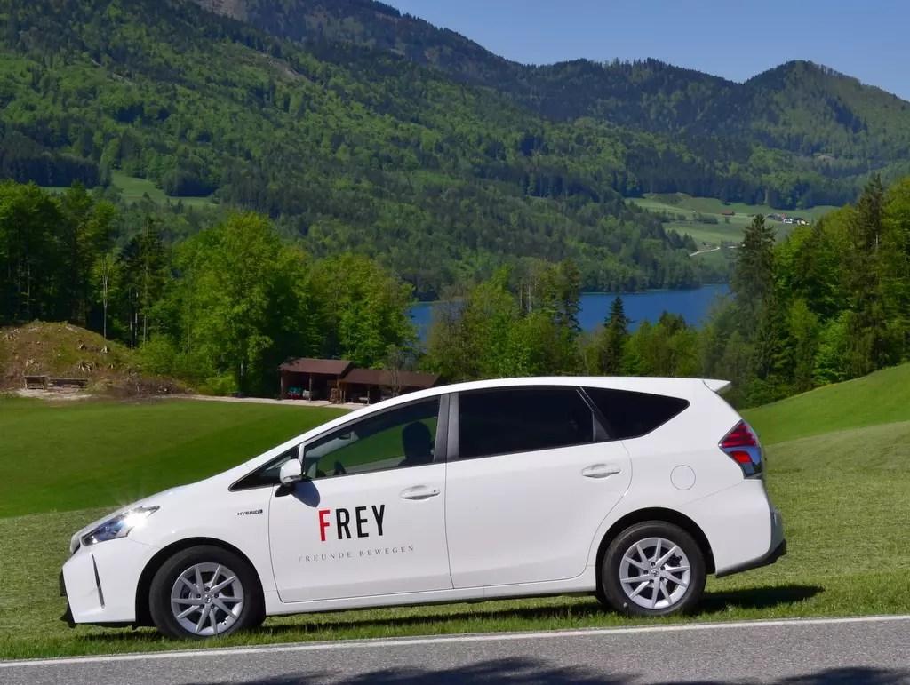 Was der Toyota Prius Plus mit meiner misslungenen Woche zu tun hat