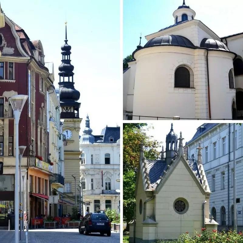 Spaziergang durch Ostrava