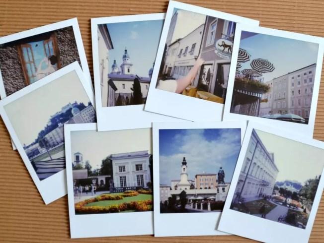 Ziemlich retro; Instant Tour durch Salzburg