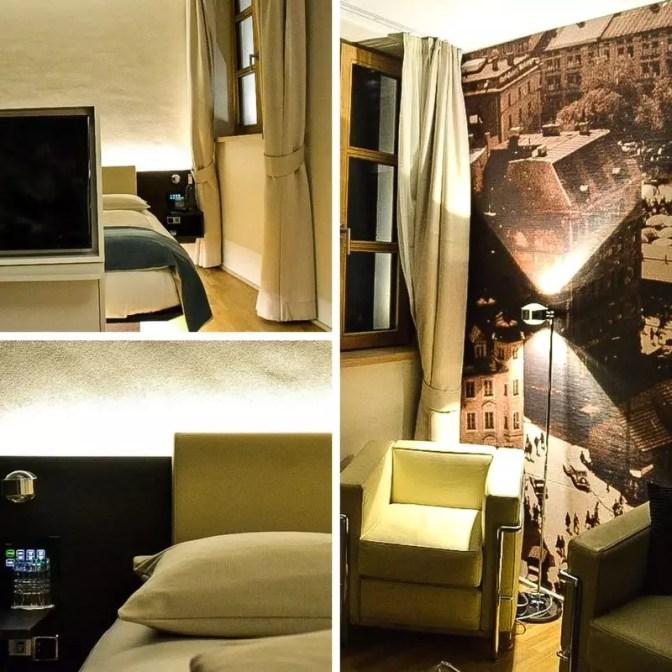 Drei Bilder Zimmer Derag