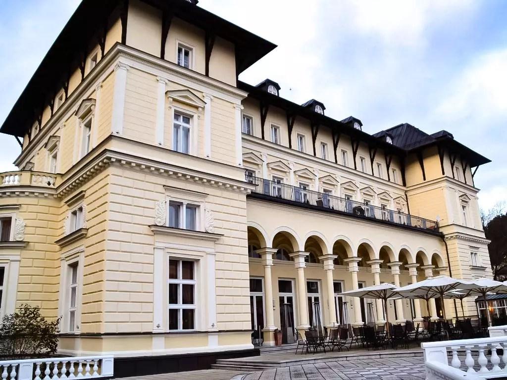 Hotel Falkensteiner Hotel Grand MedSpa in Marienbad