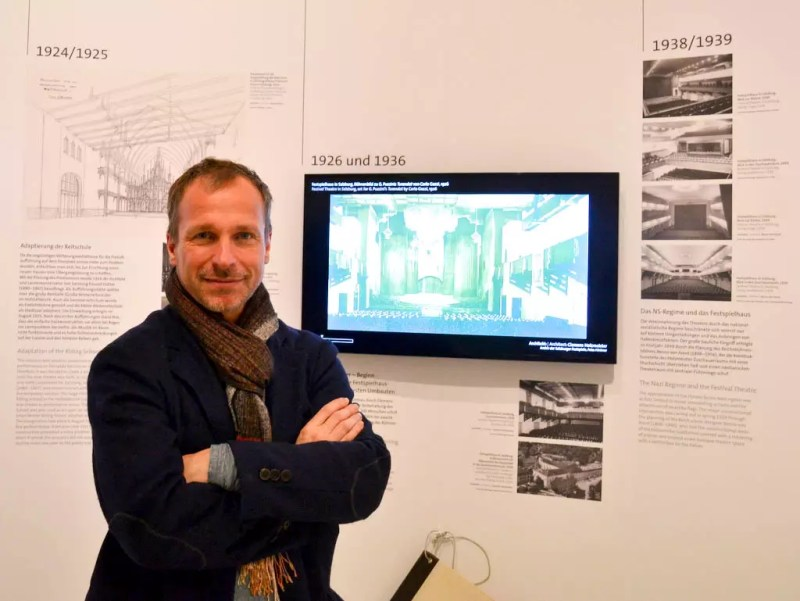 Kurator Slazburg Museum Peter Husty