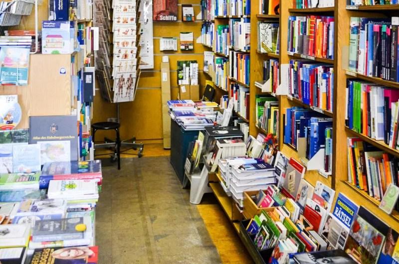 Buchhandlung Sorger in Mülln