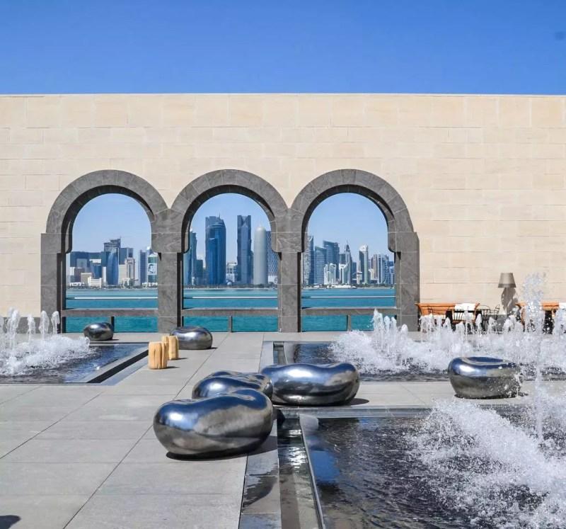 Außenbereich MIA Doha