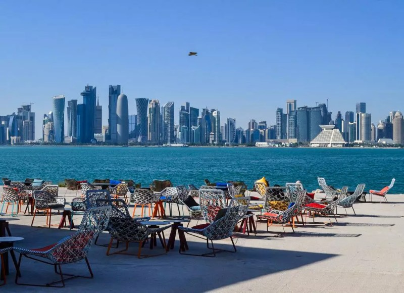 Kaffeehaus MIA Doha Park