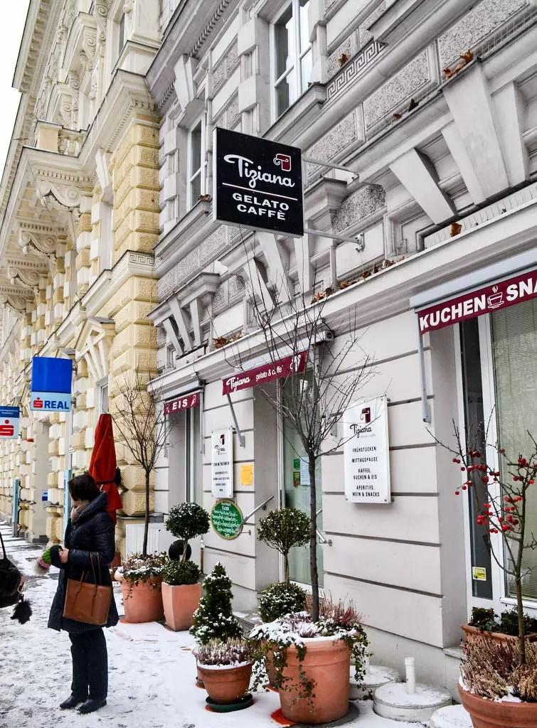 Kaffeehaus Tiziana in Salzburg