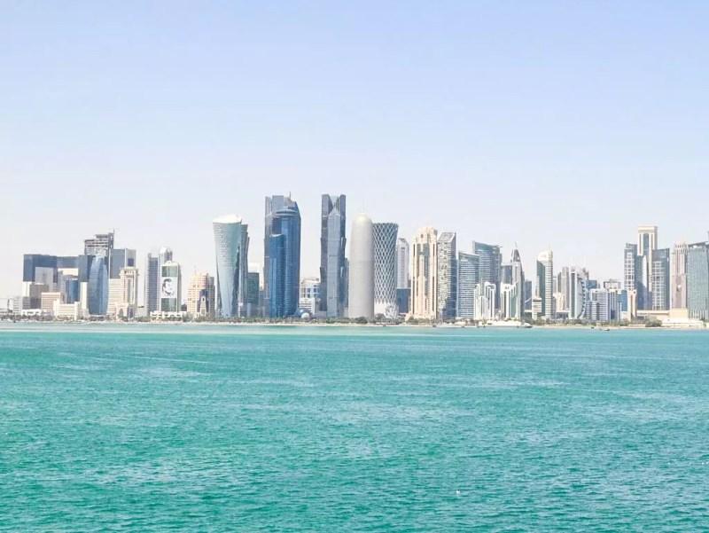 Skyline Doha