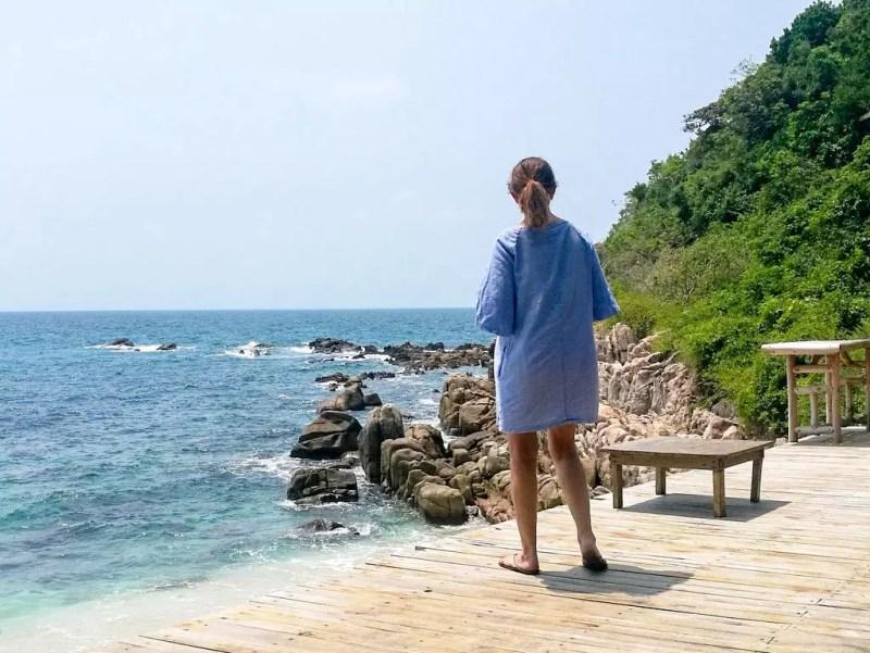 Koh Tao Ostküste