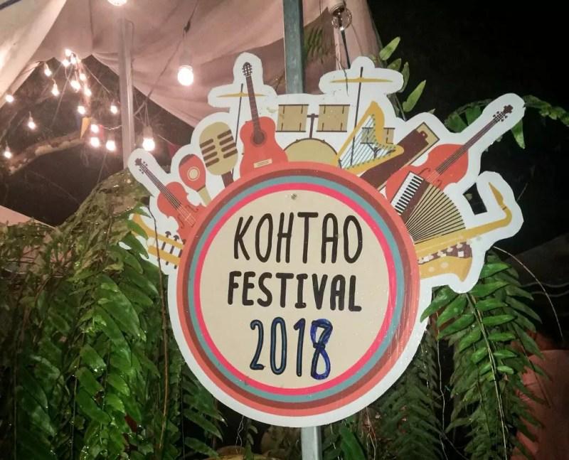 Koh Tao Festival
