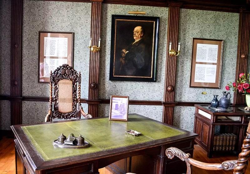 Bismarck Zimmer in Mainz