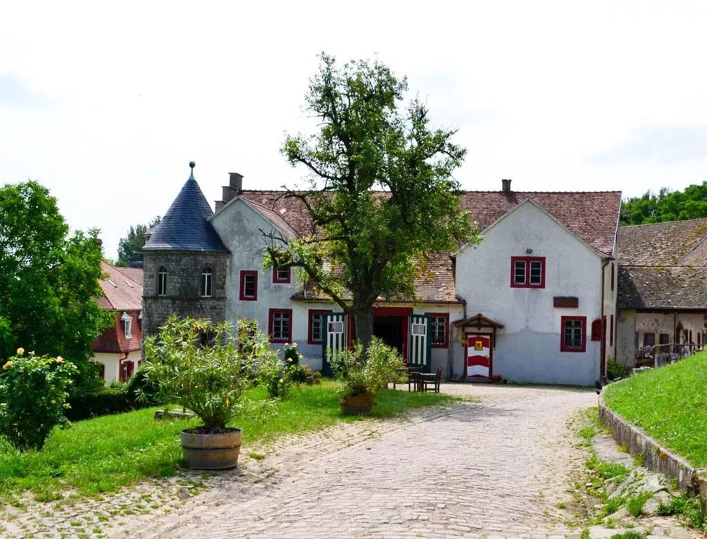 Schloss Westerhaus Rheinhessen