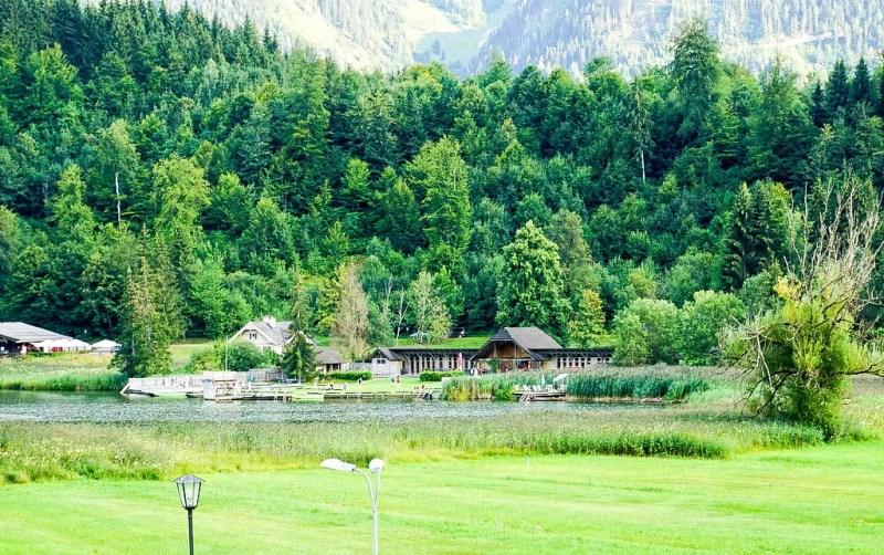 Goldegger See