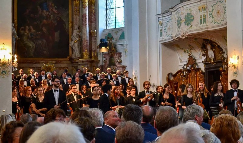 Konzert Wolfegg