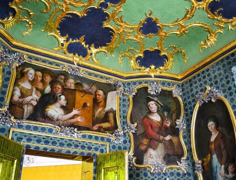 Neues Schloss Tettnang Schlossführung