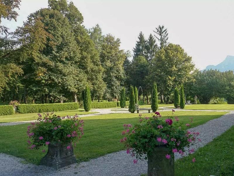 Park Schloss Leopoldskron
