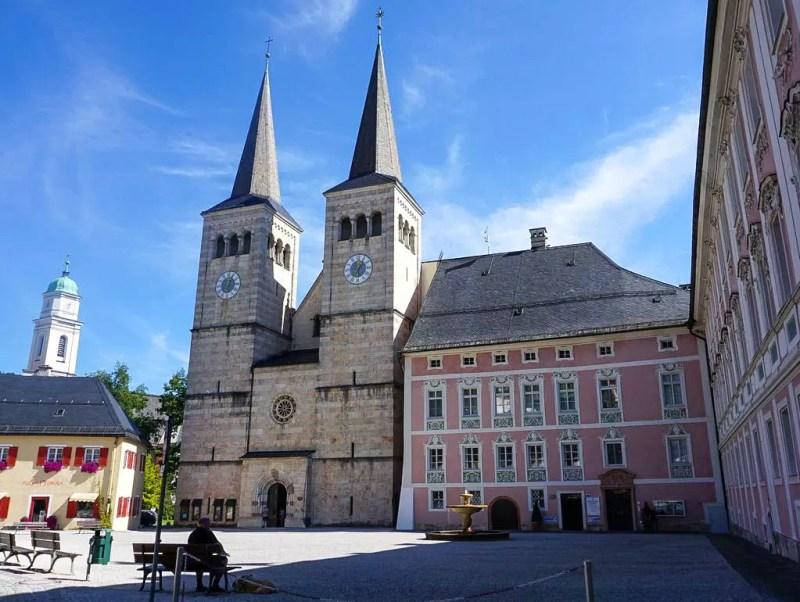 Königliches Schloss in Berchtesgaden