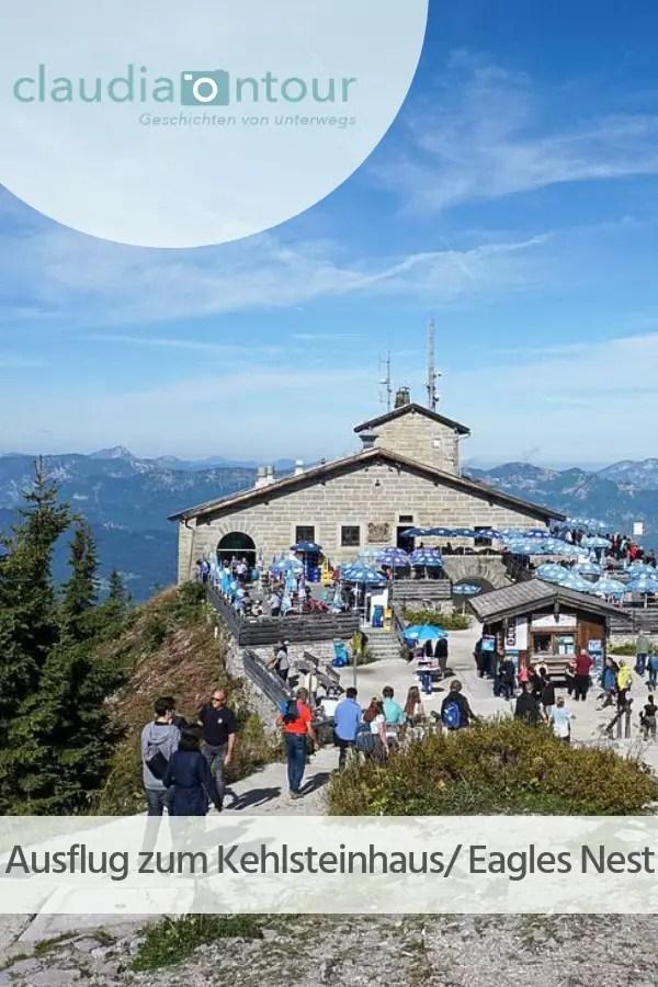 Kehlsteinhaus, Eagles Nest Berchtesgaden